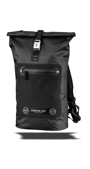 Mainstream MSX BackPack 48° Plecak 25l Clean Ripstop czarny